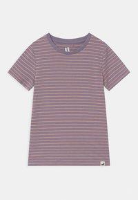 Cotton On - CORE 2 PACK - Triko spotiskem - mint breeze/smokey lilac - 1