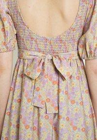 EDITED - KARINA DRESS - Maxi dress - multi-coloured - 3