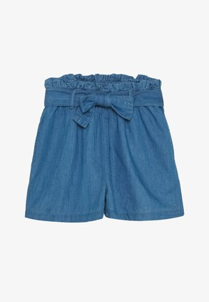 TEENAGER - Shorts vaqueros - light blue denim