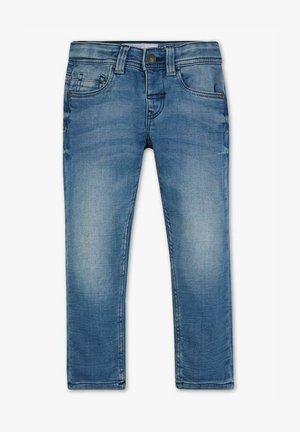 Straight leg jeans - denim light blue