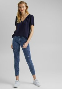 edc by Esprit - Blouse - navy - 1