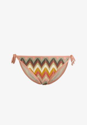 GEHÄKELTES, KLASSISCHES BIKINIHÖSCHEN 30724148 - Bikini bottoms - multi-coloured
