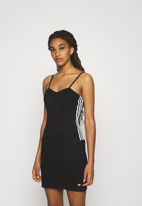adidas Originals - Vestido ligero - black - 0