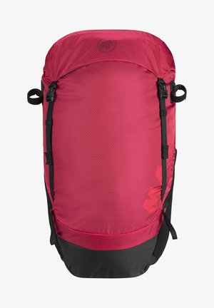 DUCAN  - Backpack - dragon fruit-black
