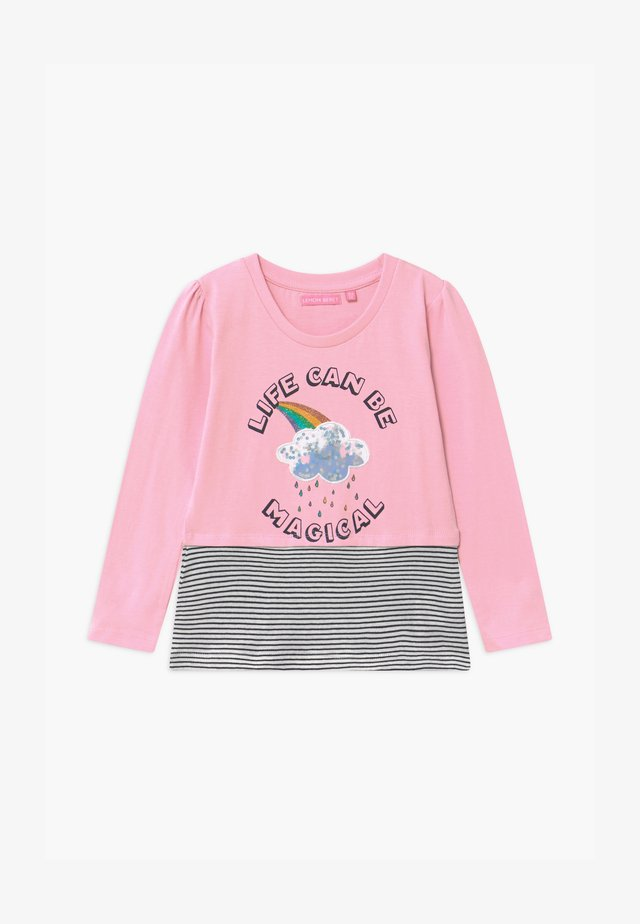 SMALL GIRLS - Maglietta a manica lunga - prism pink