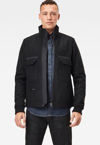 G-Star - XPO - Summer jacket - dk black - 0