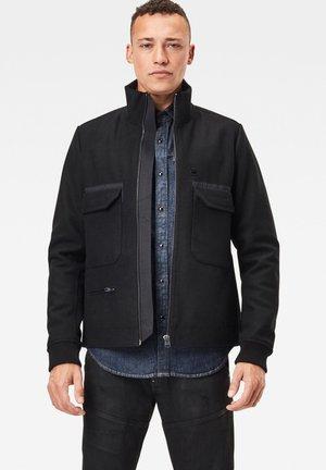 XPO - Summer jacket - dk black