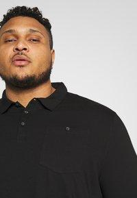 Burton Menswear London - 2 PACK - Polo shirt - black/grey - 4