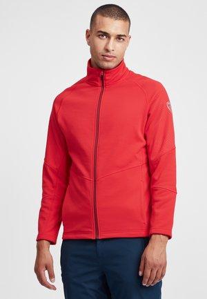 Training jacket - sports red