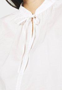 Opus - FRAUBE - Blouse - white - 3