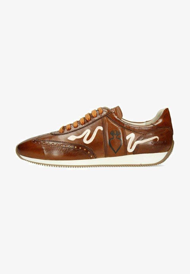ROCKY - Sneakers laag - brown