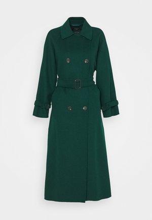POTENTE - Classic coat - dunkelgruen