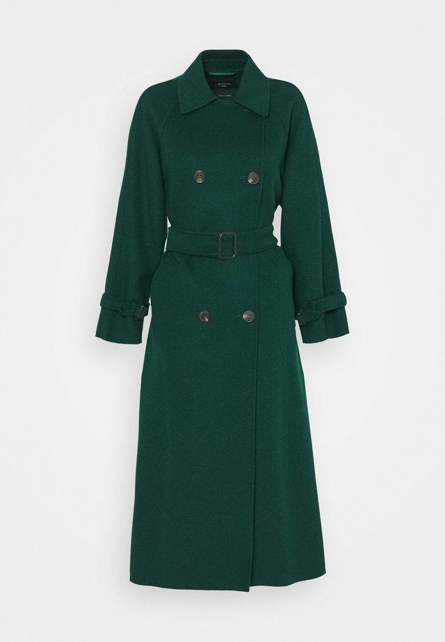 POTENTE - Manteau classique - dunkelgruen