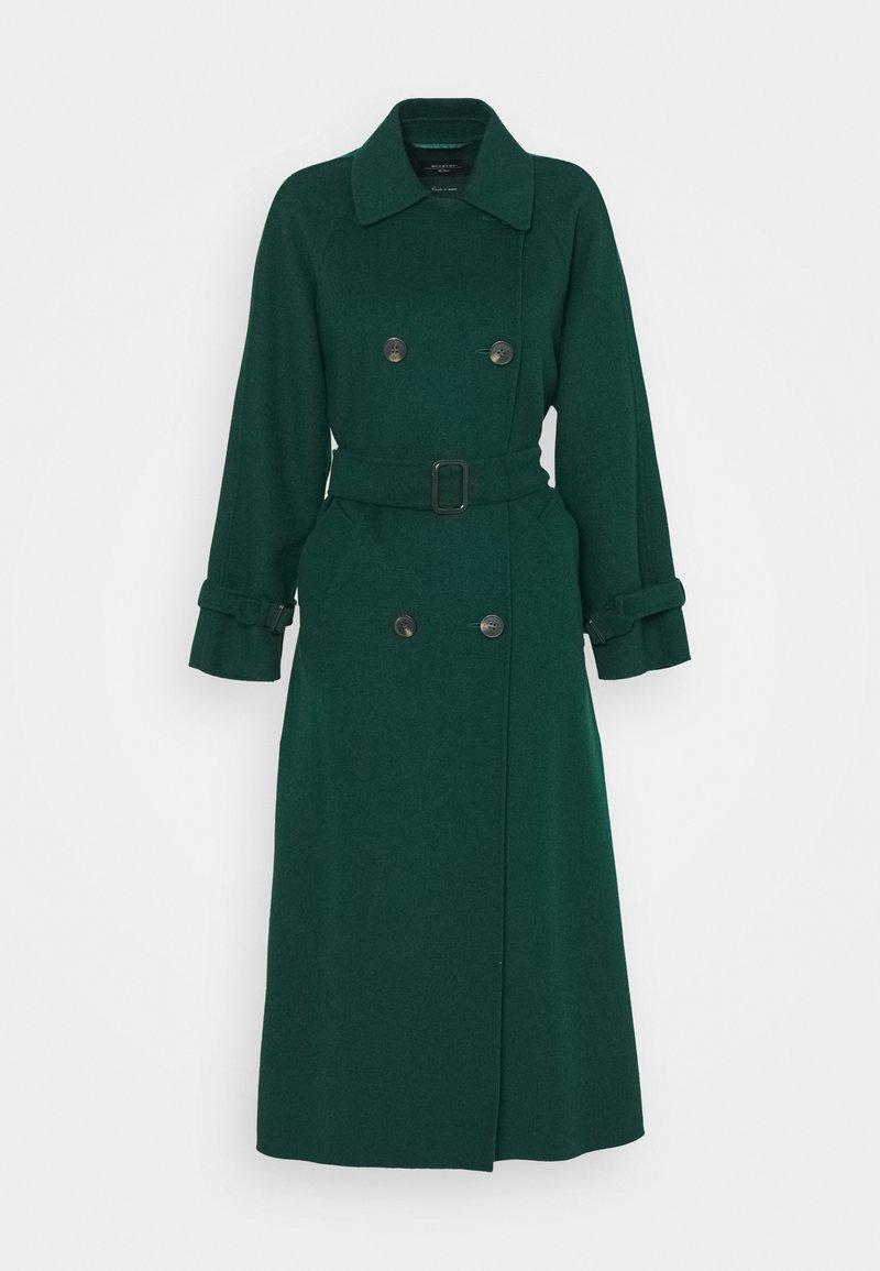 WEEKEND MaxMara - POTENTE - Classic coat - dunkelgruen