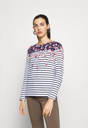 HARBOUR - T-shirt à manches longues - navborder