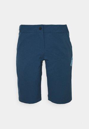 STARFLOWZ SHORT WOMENS LEG VERSION - Sports shorts - french navy/black