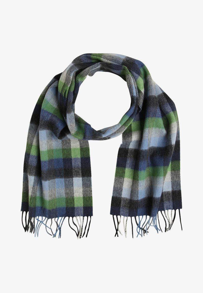 Andrew James - Scarf - grün blau