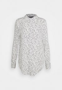 Marks & Spencer London - DITSY CASUAL - Button-down blouse - off-white - 0
