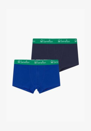 LUTK FASHION 2 PACK - Pants - dark blue