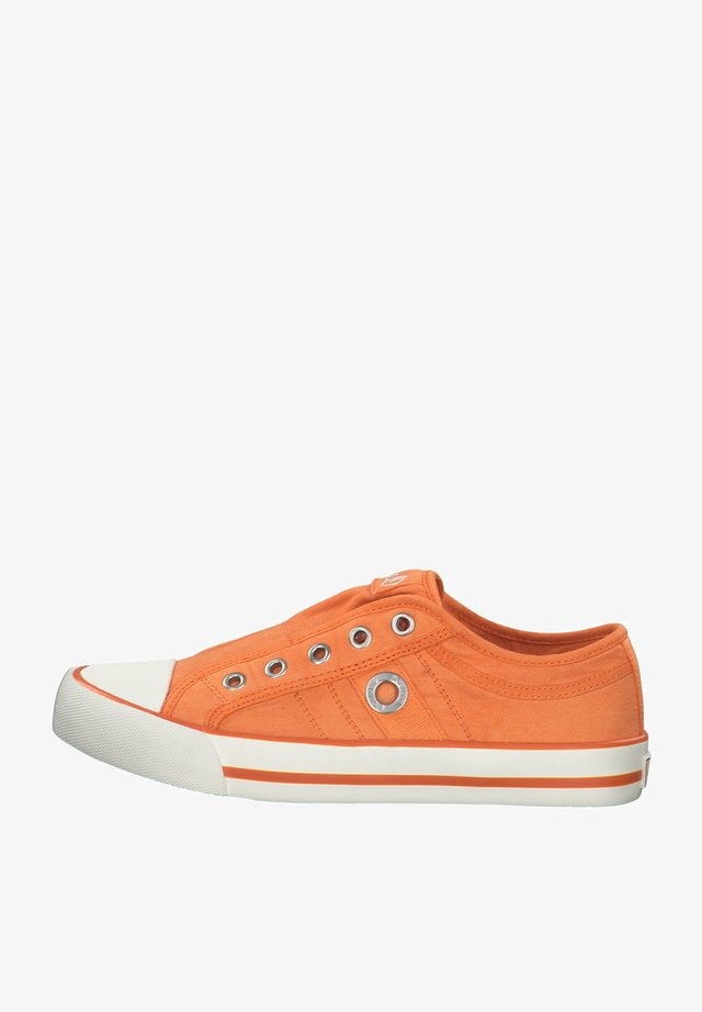 MOTANA - Trainers - orange