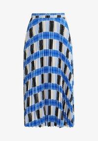 SLFWHISTLE ANKLE SKIRT - A-line skirt - princess blue