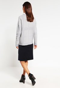Filippa K - COOL - A-line skirt - dark navy - 2