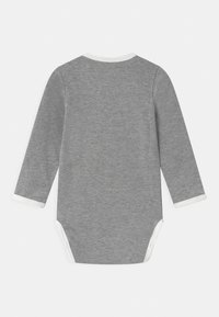 Hummel - FLIPPER 2 PACK UNISEX - Body - grey melange/woodrose - 1