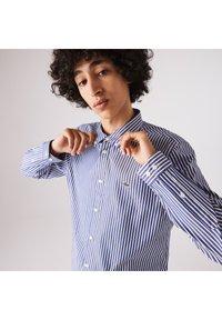 Lacoste - Shirt - weiß / blau - 2