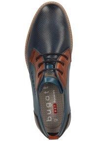 Bugatti - Smart lace-ups - dark blue/blue - 1