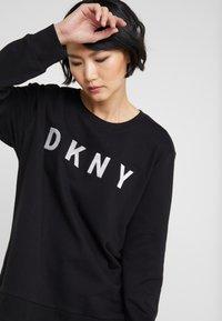 DKNY - Mikina - black - 3