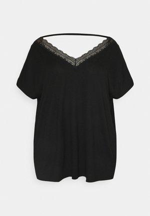 CARMULLA IN ONE - T-shirt basic - black