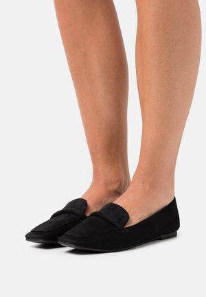VEGAN AMMARIA - Slippers - black