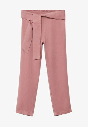 AMELIE - Trousers - strawberry