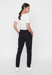 Vero Moda - Trousers - black - 2