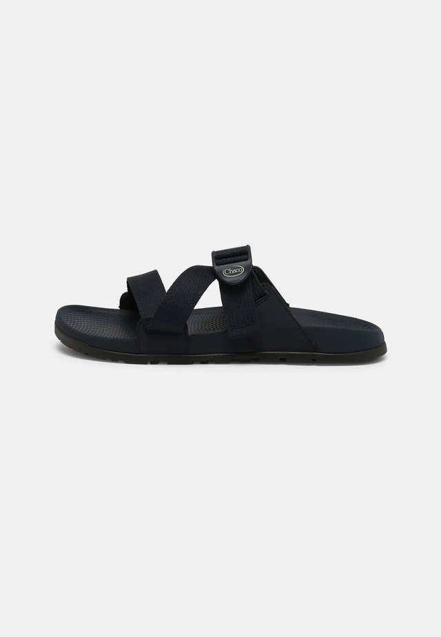 SLIDE - Mules - navy
