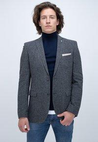 CG – Club of Gents - Blazer jacket - dark grey - 0