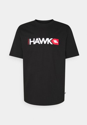 DRAKE UNISEX - T-shirt print - black