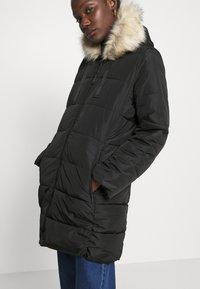 GAP - PUFFER - Winter coat - true black - 3