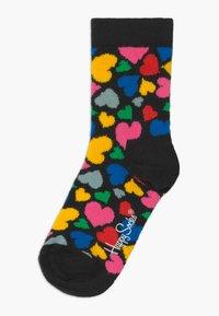 Happy Socks - KIDS HEART 3 PACK - Socks - multi-coloured - 1