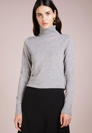 ROLLNECK - Pullover - opal grey