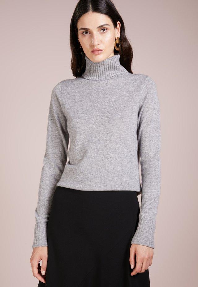 ROLLNECK - Sweter - opal grey