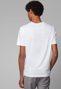 BOSS - TIBURT  - T-shirt basic - white - 2