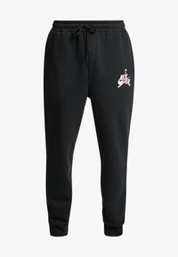 Jordan - JUMPMAN CLASSICS - Træningsbukser - black/white - 3