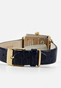 Cluse - LA TETRAGONE - Watch - gold-coloured/blue - 1