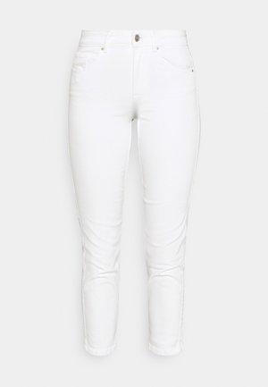 PCLILI - Slim fit jeans - bright white