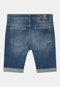 Kaporal - PILOW - Denim shorts - blue denim