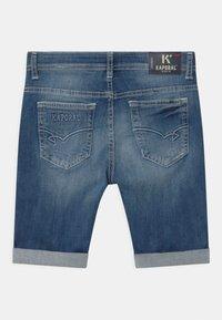 Kaporal - PILOW - Shorts vaqueros - blue denim - 1