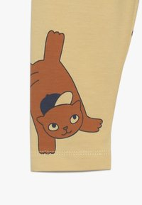 TINYCOTTONS - CATS PANT - Leggings - sand/brown - 3