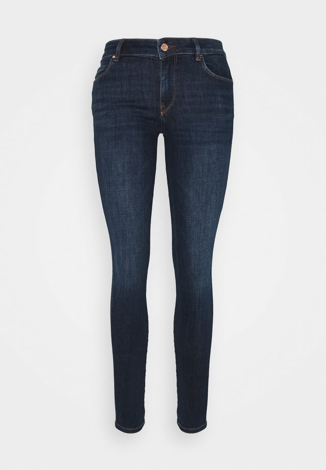 ULTRA CURVE - Jeansy Skinny Fit - another wash