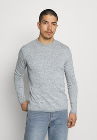 Only & Sons - ONSFLEX LIFE  - Sweter - dress blues - 0